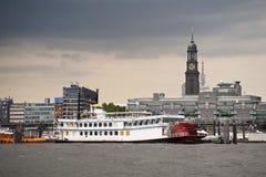 Hamburg Zdjęcie Stock