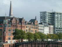 Hamburg Royalty Free Stock Images
