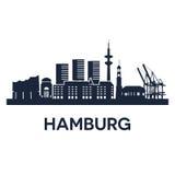 hamburg Royalty-vrije Stock Afbeeldingen