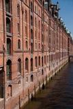 Hamburg. Speicherstadt / storehouses in hamburg / germany Royalty Free Stock Image