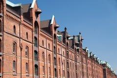 Hamburg. Speicherstadt / storehouses in hamburg / germany Royalty Free Stock Images