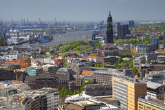 Hamburg. Royalty Free Stock Photo