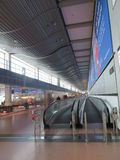 Hamburg Airport terminal Royalty Free Stock Photo
