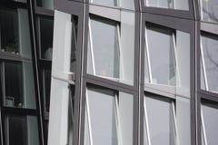 Hamburg buildings Stock Photography