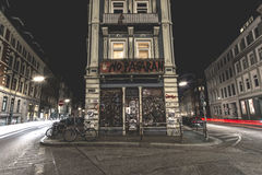 Hamburg byggnad Arkivfoton