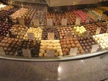 Hamburg candy store Stock Image