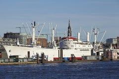 Hamburg - Cap San Diego Royalty Free Stock Image