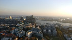 Hamburg city Royalty Free Stock Image