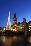 Hamburg, Deutschland stockfotografie