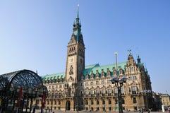 Hamburg, Deutschland lizenzfreies stockfoto
