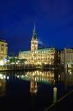 Hamburg, Deutschland stockfoto