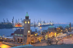 Hamburg, Deutschland. stockbild