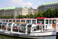 Hamburg, Duitsland Royalty-vrije Stock Foto