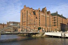 Hamburg, Duitsland - het Maritieme Museum van Internattional Royalty-vrije Stock Fotografie