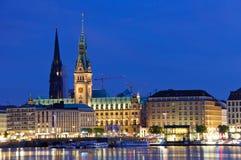 Free Hamburg, Germany Stock Photo - 34696200