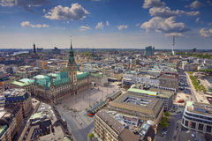 Hamburg, Germany. Stock Photos