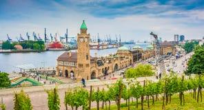 Hamburg, Germany Royalty Free Stock Photos