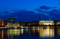 Hamburg, Germany Stock Images