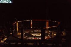 Impressions from We Love MMA 34, Hamburg, Germany Royalty Free Stock Image