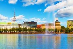 Hamburg, Germany Stock Image
