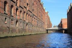 Hamburg Royalty Free Stock Photography