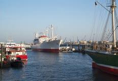 Hamburg Hafen Royalty Free Stock Images