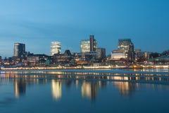Hamburg Hafencity Stockbilder