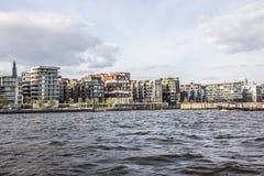 Hamburg, Hafencity Royalty Free Stock Photos