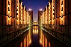 Hamburg HafenCity royalty free stock photo