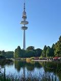 Hamburg, Heinrich-Hertz-Tower.  Stock Photography