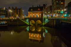Hamburg I Lizenzfreie Stockfotos