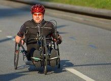 Hamburg-Marathon Lizenzfreie Stockfotos