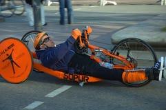 hamburg maraton Fotografering för Bildbyråer