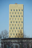 Hamburg modern building tower Royalty Free Stock Photos