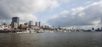 Hamburg, Munster, Deutschland Stockfotos