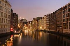 Hamburg, Niemcy, Europa Fotografia Stock
