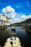 Hamburg rathaus/stadshus arkivbilder