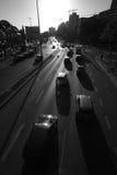 hamburg ruch drogowy Fotografia Stock