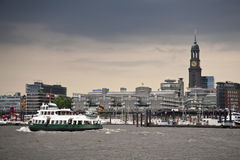 Hamburg Royalty Free Stock Photos