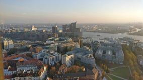 Hamburg-Stadt Stockfotografie