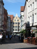 Hannover, Germany. Summer, city, Germany, Hannover , sun, sunny day, good day, nice city Royalty Free Stock Photos