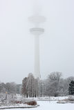 Hamburg TV tower. Royalty Free Stock Photos