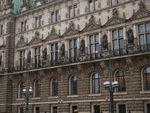 Hamburg Tyskland Arkivfoton
