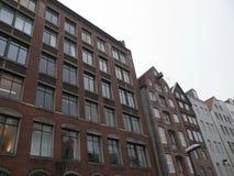 Hamburg Tyskland Fotografering för Bildbyråer