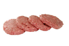 hamburgareliten pastej Arkivbilder