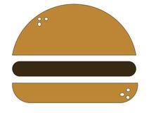 Hamburger† Zdjęcia Royalty Free