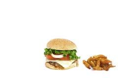 hamburgerów dłoniaki obrazy stock