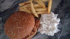 hamburger Zdjęcia Royalty Free