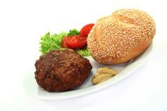 hamburger Obraz Stock
