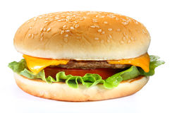 hamburger Obrazy Stock